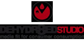 Dehydr8ed Studio Logo