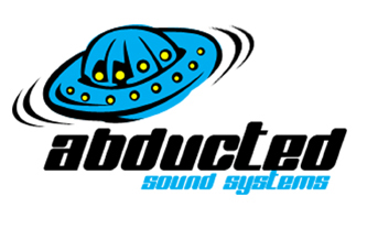 Abducted Sound Systems Logo Design