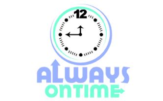 Always Ontime Logo Design