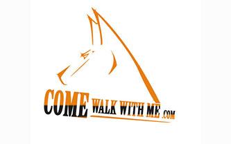 Come Walk With Me Logo Design