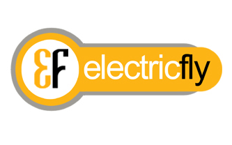 Electric Fly Logo Design