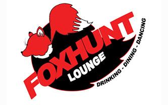 Foxhunt Lounge Logo Design