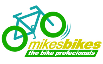 Mikes Bikes Logo Design