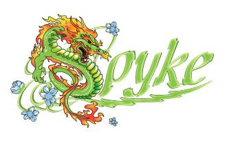 Spyke Logo Design