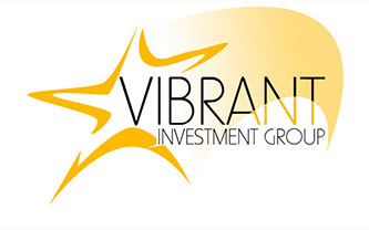 Vibrant Investment Group Logo Design