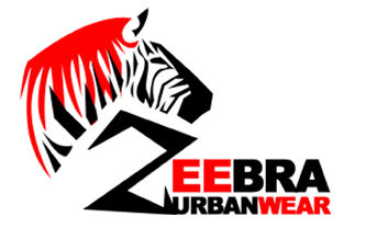 Zeebra Urban Wear Logo Design