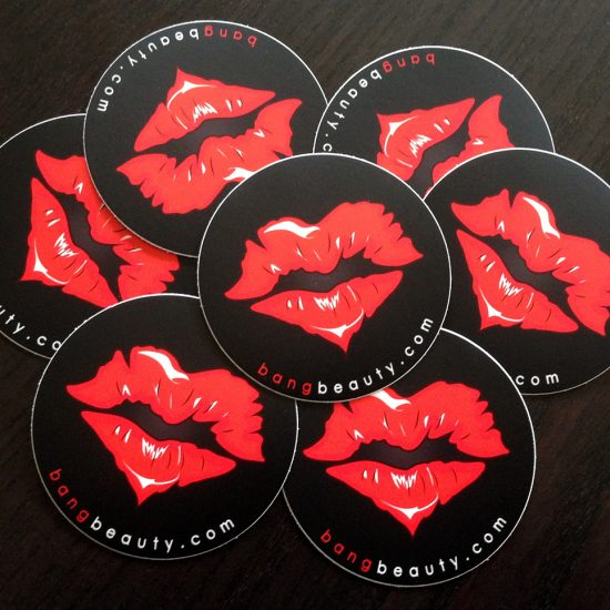 Kiss-Bang-Sticker